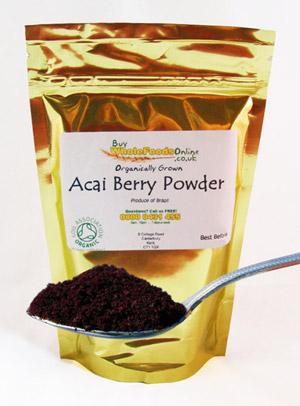 Where To Buy Acai Berries Uk